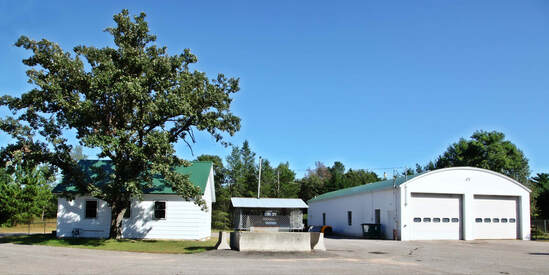 Town of Port Edwards Garage